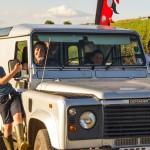 Camping Fun at Livestock Longdon