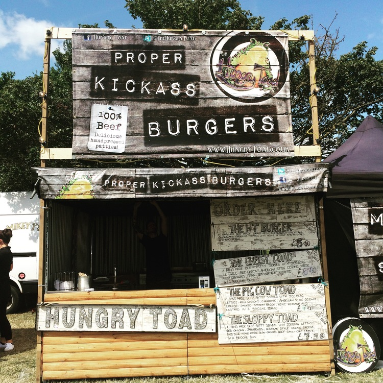 Hungry+Toad+Hand+Pressed+Burger+Street+Food+Stall