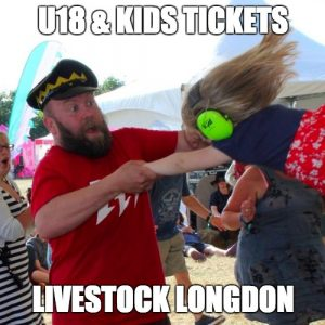 U18 and Kids Tickets