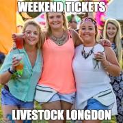 Weekend Tickets