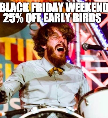 Black Friday Weekend 25% Off