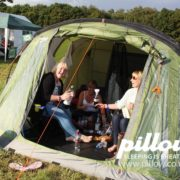 Campsite Pillow Carfest North 2014 (2)