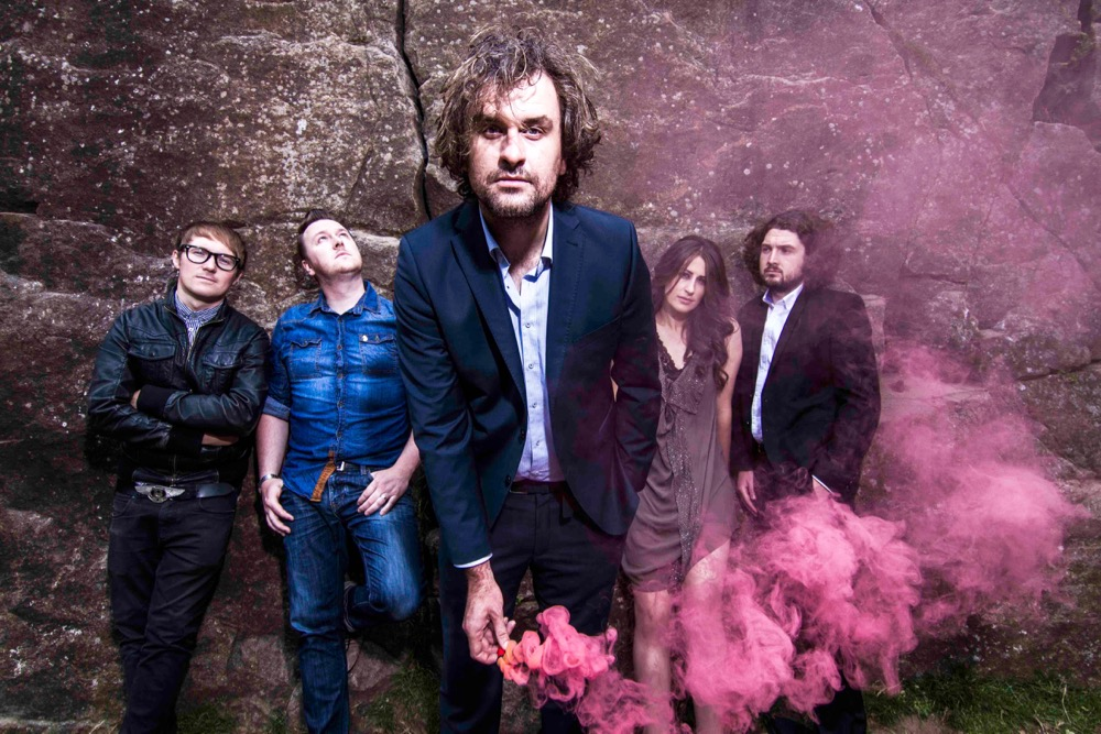 Reverend and the Makers to Headline Saturday Night