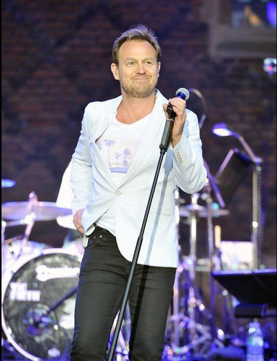 Jason Donovan Joins Livestock on Sunday